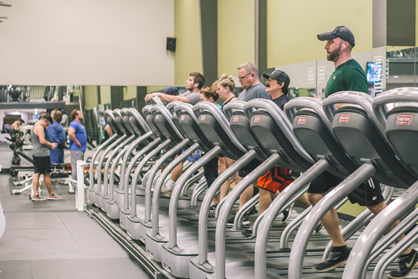 Peek Inside Momentum Fitness Tallahassee